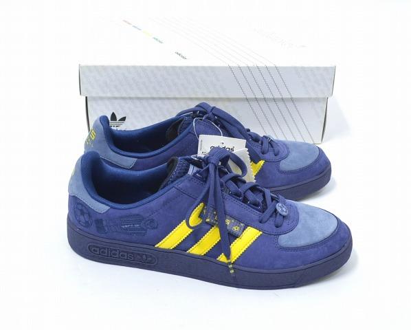 【新品】 adidas (アディダス) ADICOLOR LO BL1 B.BIRD/WHIT/B.BIRD アディカラー