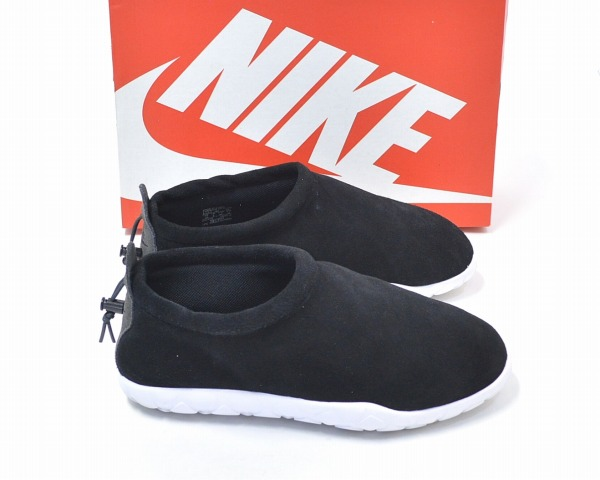 reputable site e6e28 d9687 NIKE (Nike) AIR MOC ULTRA air mock ultra 16AW US10 28.0cm BLACK ANTHRACITE-WHITE  black   アンスラサイト   white 862440 001 SNEAKERS sneakers moccasins SLIP ...