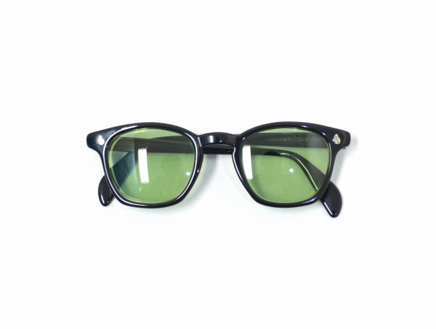 American Optical (American optical) Vintage AO Wellington Sunglasses  vintage Wellington sunglasses Black black ORIGINAL GREEN GLASS LENS  original green ... bc60b6252d7