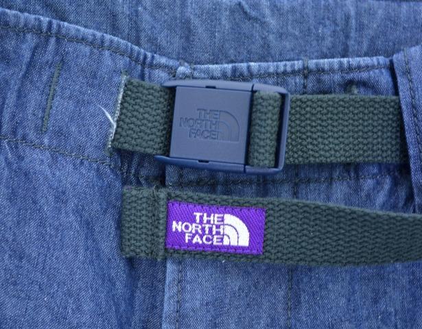 różne kolory kody kuponów popularna marka THE NORTH FACE PURPLE LABEL (the North Face purple label) Indigo Chambray  Mountain Field Pants indigo chambray mountain field underwear 17SS NT5702N  ...