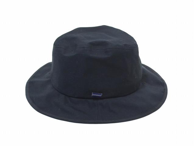used select shop Greed  nanamica (Nana Micah) GORE-TEX rain Hat - Cotton  Gore-Tex rain hat 17SS BLACK 59 black cotton hat SUPS755  07ed01e67e4