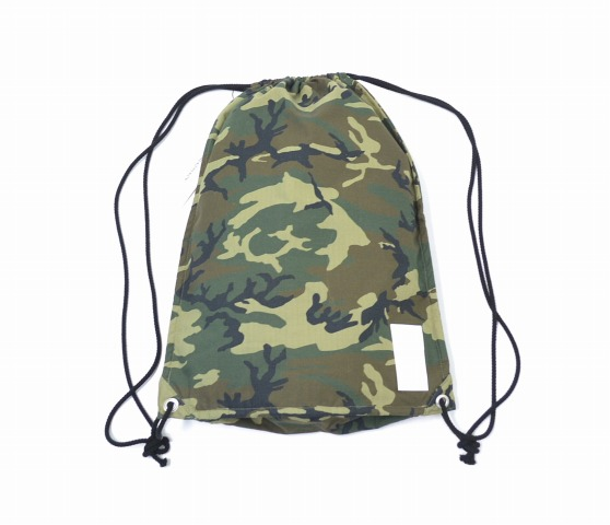 Phenomenon フェノメノン Camofulage Nap Camouflage Knapsack Bag Storing One Size Free Made In An