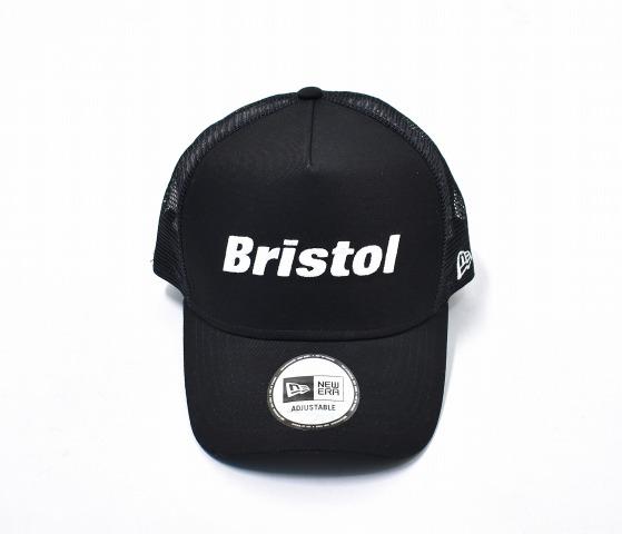 F.C.R.B. (F sea are B) NEWERA BRISTOL MESH CAP new gills Bristol mesh cap  17AW BLACK black FREE-free SNAPBACK snapback FCRB F.C. REAL BRISTOL F  Schiele Al ... 2e745250c913