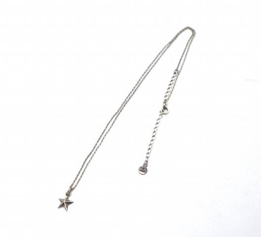 【中古】 GARNI (ガルニ) Star Pendant - S スターペンダント スモール GN13059 SILVER シルバー SV925 シルバー925 Necklace ネックレス 星 アクセサリー
