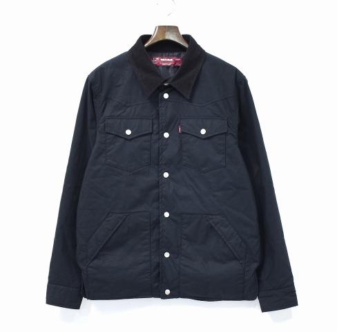 【中古】 HIDE ANDE SEEK (ハイドアンドシーク) Hunting Shirt JKT ハンティングシャツジャケット 16AW BLACK L ブラック 中綿入り Thinsulate Shirts JACKET シンサレート Hide&Seek H&S