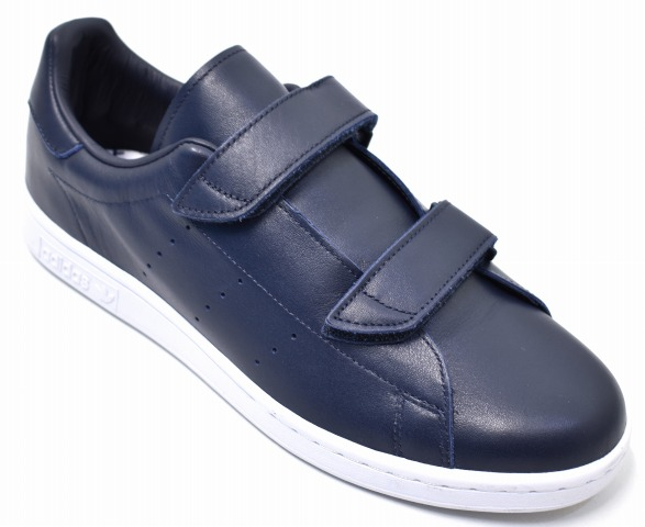 adidas Originals by HYKE (Adidas originals by hike) AOH005 FAST fast NAVY US10.0 28.0cm navy STAN SMITH Stan Smith SNEAKERS sneakers nostalgic