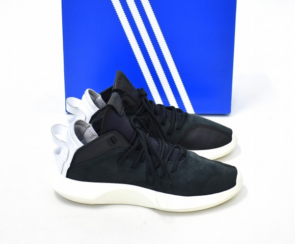 926083573047 adidas (Adidas) CRAZY 1 ADV crazy 1 US8 26.0cm CORE BLACK OFF WHITE RUNNING  WHITE core black   off-white   running white SNEAKER sneakers BASKETBALL  SHOES ...