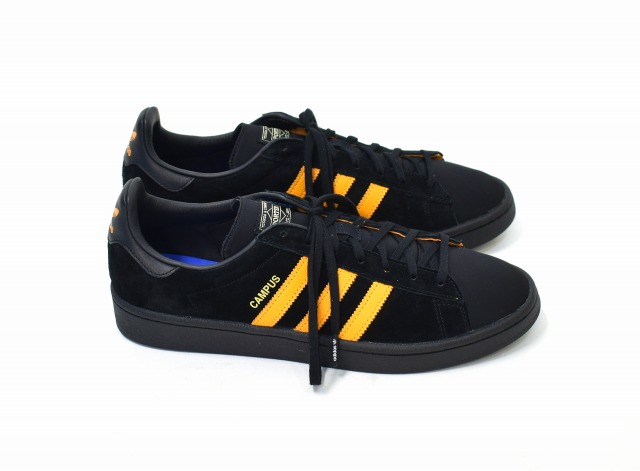b07d8140e1a1 adidas Originals by PORTER (Adidas originals by porter) CAMPUS PORTER campus  US10 28.0cm BLACK black B28143 SNEAKERS sneakers TANKER tanker NUBUCK  LEATHER ...