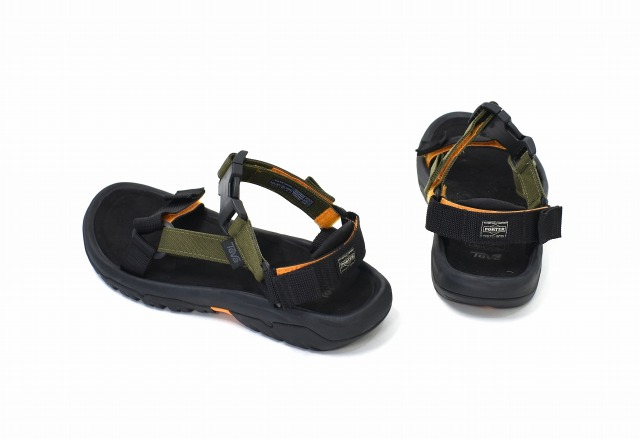 09c3cee7604f Sports sandals with the PORTER (porter) X Teva (Teva) HURRICANE XLT 2  PORTER hurricane XLT 2 18SS US9 27.0cm KHAKI khaki STRAP SPORTS SANDALS  strap