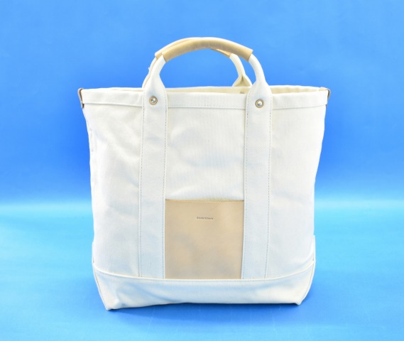 0050ac63f Hender Scheme (ender schema) campus bag - small canvas bag S NATURAL 2WAY  bag ...