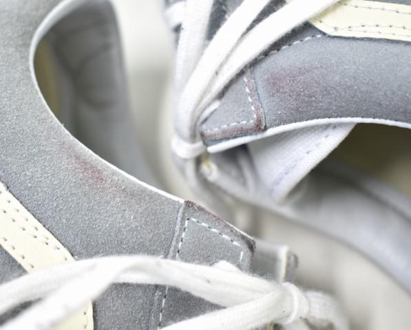 6f09150581 VANS (station wagons) Old Skool (Vintage) Quarry old school vintage quality  US9 (27.0cm) GRAY gray SUEDE SNEAKERS suede cloth sneakers SHOES suede  shoes ...