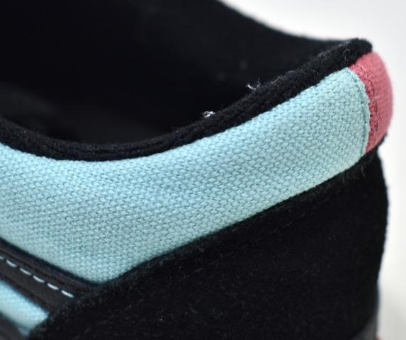 VANS (station wagons) OLD SKOOL PRO (ASYMMETRY) old school professional asymmetric US9.5 27.5cm BLACK X ROSE X BLUE VN000ZD4U1Y 18FW SNEAKERS sneakers