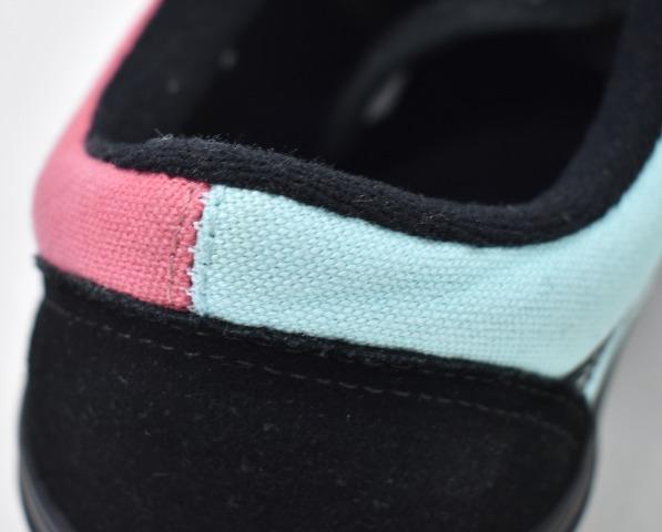 f6ef4e8097 VANS (station wagons) OLD SKOOL PRO (ASYMMETRY) old school professional  asymmetric US9.5 27.5cm BLACK X ROSE X BLUE VN000ZD4U1Y 18FW SNEAKERS  sneakers SHOES ...