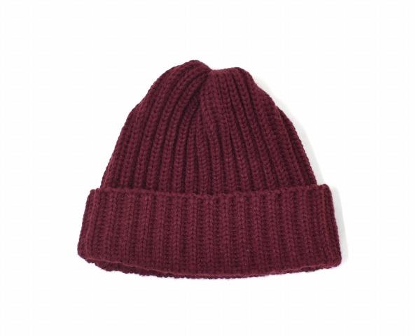 8fa98b782ac 430 FOURTHIRTY (four thirty) DAY S BEANIE acrylic beanie FREE BURGUNDY KNIT  CAP knit cap knit hat hats