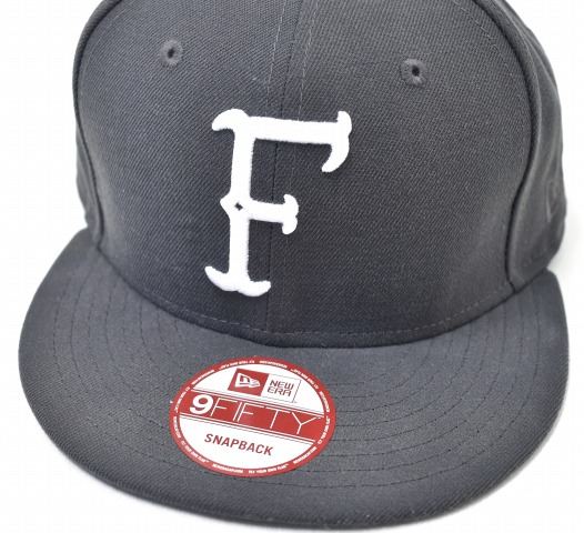 430 FOURTHIRTY (four thirty) NF BONE INITIAL SNAPBACK CAP NF Vaughn initial  snapback cap FREE GREY NEW ERA new gills 430 comment 9FIFTY hats d113c2ec759
