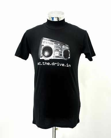 Official At The Drive-In Boombox T-Shirt Relationship Of Command New Merch