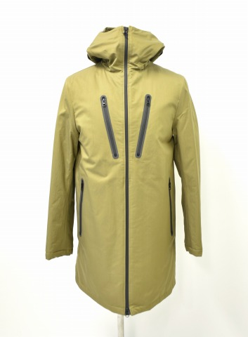 【新品】 GRIFFIN (グリフィン) Hooded Long Coat