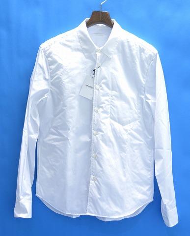 【新品】 DISCOVERED (ディスカバード) LONG SHIRT ロングシャツ 長袖シャツ L/S DC-AW16-SH06 2 WHITE