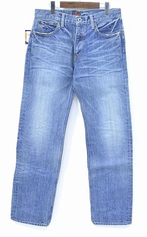 【新品】 O.C Crew (オーシークルー) FIRME 5POCKET PANTS VINTAGE フィルメ 5ポケットデニムパンツ ヴィンテージ ビンテージ OCR16SM-PT05 INDIGO BLUE S