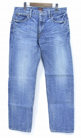 【新品】 O.C Crew (オーシークルー) FIRME 5POCKET PANTS VINTAGE フィルメ 5ポケットデニムパンツ ヴィンテージ ビンテージ OCR16SM-PT05 INDIGO BLUE M