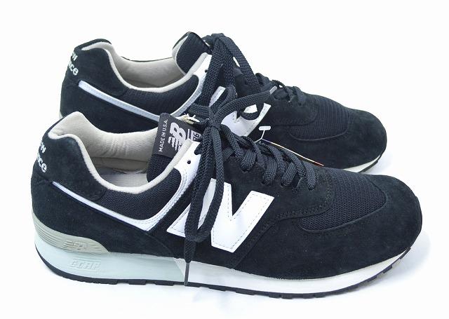 【新品】 new balance (ニューバランス) × Nordstrom (ノードストローム) US576ND1 Made in U.S.A. アメリカ製 米国 スニーカー シューズ 靴 newbalance US10.5D 黒