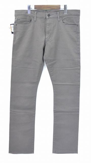 【新品】 O.C CREW (オーシークルー)ACE SLIM STRETCH PANTS エースストレッチスリムパンツ M GRAY
