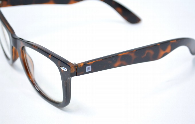 c3878a7d8ef SWAGGER (swagger) BASIC SUNGLASS sunglasses basic BROWN CLEAR FREE ONE  tortoiseshell ITA glasses eyeglass