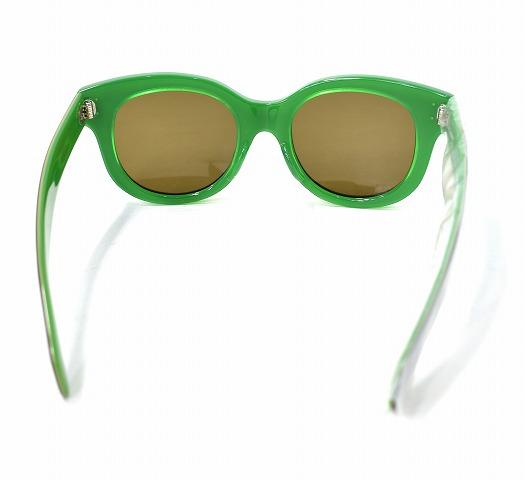 4dec62cff1f beik (baking) Spike sunglasses glasses PURPLE X BROWN spikes eyewear