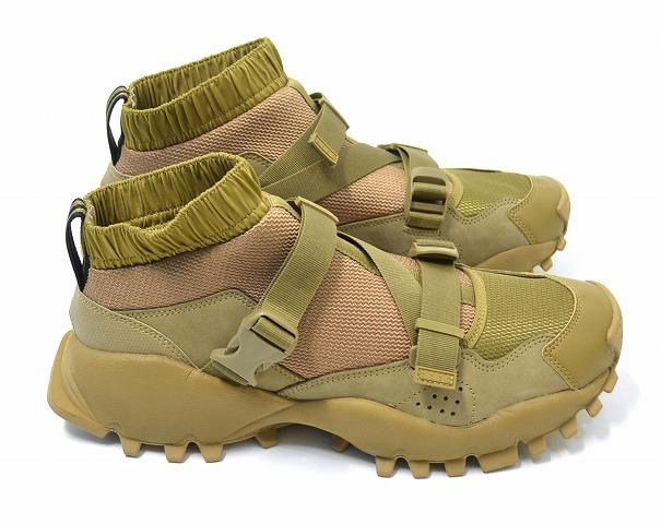sale retailer 6692d eb252 adidas Originals by HYKE (Adidas originals by hike) AOH010 HI SEEULATER  US9.5 27.5cm CRAFT KHAKI SNEAKERS sneakers nostalgic collaboration higher  ...