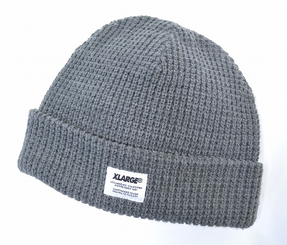 6277a6c55645a X-large (extra large) COUSTEAU BEANIE CAP Beanie knit watch Cap XLARGE GREY  FREE