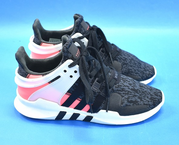 adidas Equipment Support ADV shoes blackturbo | WeAre Shop