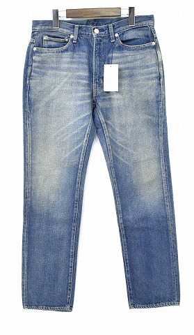 【新品】 Mr. GENTLEMAN (ミスタージェントルマン) ORIGINAL DENIM PANTS オリジナルデニムパンツ MG-DE03 ジーンズ jeans MADE IN JAPAN VINTAGE 32 MISTERGENTLEMAN
