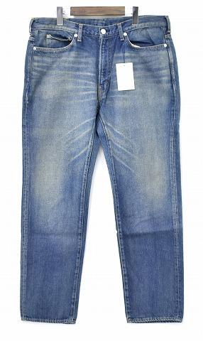 【新品】 Mr. GENTLEMAN (ミスタージェントルマン) ORIGINAL DENIM PANTS オリジナルデニムパンツ MG-DE03 ジーンズ jeans MADE IN JAPAN VINTAGE 36 MISTERGENTLEMAN