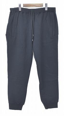 【新品】 MISTER GENTLEMAN (ミスタージェントルマン)NEWYRS PRINT SWEAT PANTS ニューイヤーズプリント スウェットパンツ スエットイージーパンツ MR.GENTLEMAN MADE IN JAPAN BLACK XL