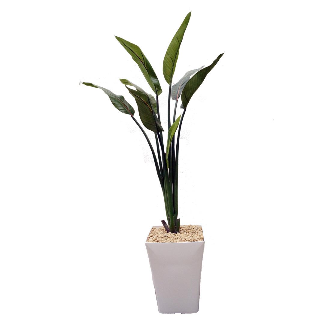 ストレチア1.25m インテリアグリーン(光触媒) 人工樹木