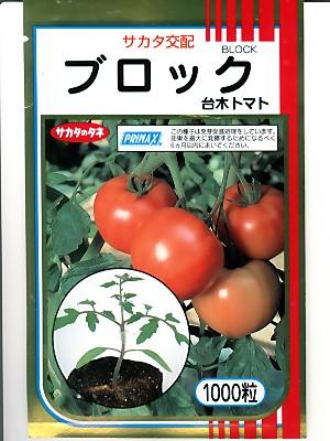 ブロック トマト台木 <サカタ交配の台木トマトの種です。>