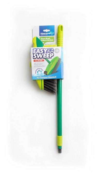 掃き掃除 の常識を変えた イギリス生まれの次世代ホウキ チリトリのいらないホウキ イージースウィープ SWEEP EASY 爆買い送料無料 新作販売
