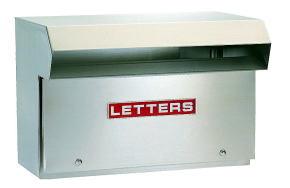 郵便 ハイクオリティ ポスト POST ハッピー金属 優先配送 メーカー 口金 在100 郵便ポスト 640