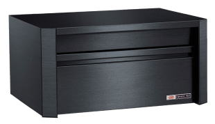 610SBK / ポスト /ハッピー金属 / 郵便ポスト