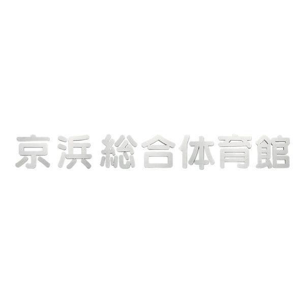 【感謝価格】 ステンレス箱文字館銘板 / / / KZ-36:砂利・エクステリアGreenArts 福彫/館銘板 商業サイン-エクステリア・ガーデンファニチャー