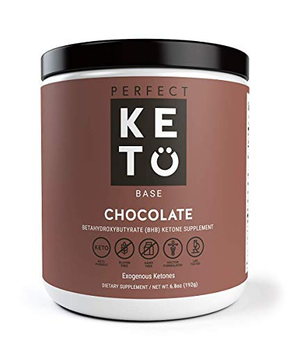 Perfect Keto Chocolate Exogenous Ketones ケトン パウダー ケトーシス ダイエット ケトンダイエット ケトジェニック