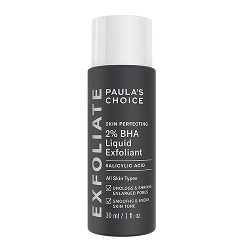お肌に透明感を与えます☆ 海外メール便 Paula's 日本限定 Choice Skin Perfecting トラスト 2% BHA 追跡番号なし Liquid BHAリキッド 30ml スキン パーフェクティング ポーラチョイス 1oz