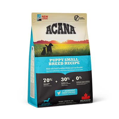 【アカナ】アカナ パピースモールブリード 6kg【3,300円以上で送料無料 15時までの注文で当日発送 正規品 ドライフード 犬用 子犬用 パピー】