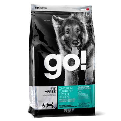 【ゴー】GO! FF Grain Free チキンターキー+トラウト(旧オールライフステージ) 11.34kg【3,240円以上で送料無料 15時までの注文で当日発送 正規品 ドライフード 犬用 成犬用 アダルト 老犬用 シニア犬 子犬用 パピー】
