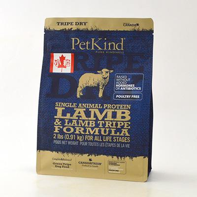 【トライプドライ】トライプドライ グリーンラムトライプSAP 11.34kg【3,240円以上で送料無料 15時までの注文で当日発送 正規品 ドライフード 犬用 成犬用 アダルト 老犬用 シニア犬 子犬用 パピー】