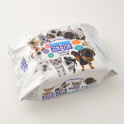 今ダケ送料無料 その他厳選 THE DOG CAT ウェットティッシュ 40枚入り 3 300円以上で送料無料 15時までの注文で当日発送 犬用 トイレ 衛生 正規品 2020モデル 猫用 防虫用品