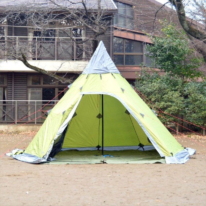 Bush Craft Inc ブッシュクラフト フリスポート ベーシック 5-7 自然派 キャンプ アウトドア