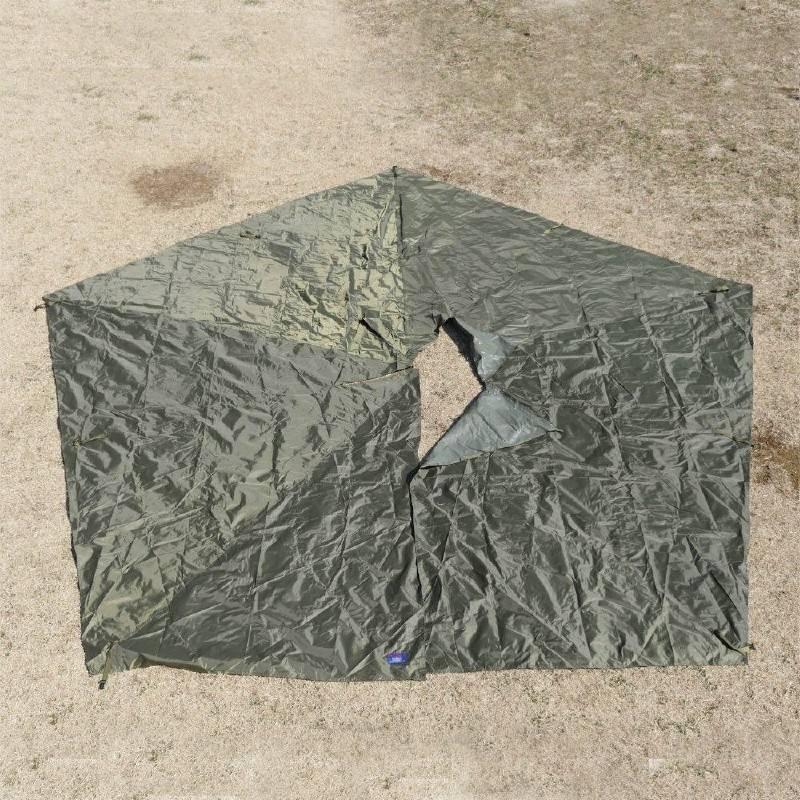Bush Craft Inc ブッシュクラフト フリスポート エクストリーム 8 フットプリント 自然派 キャンプ アウトドア