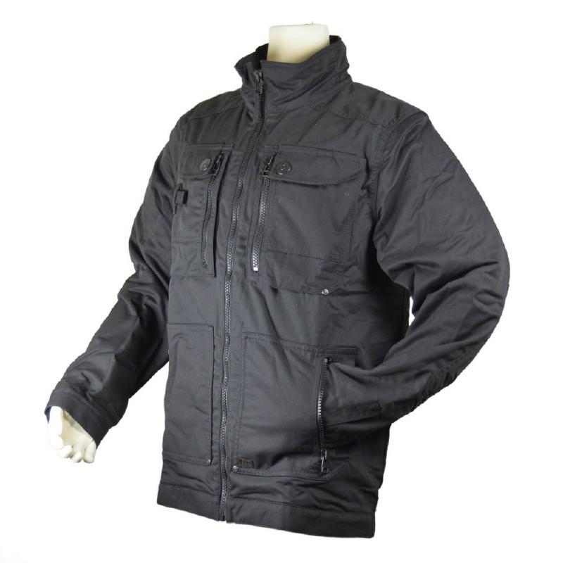 Bush Craft Inc ブッシュクラフト DUNDERDON J56 バンテージジャケット ブラック 自然派 キャンプ アウトドア