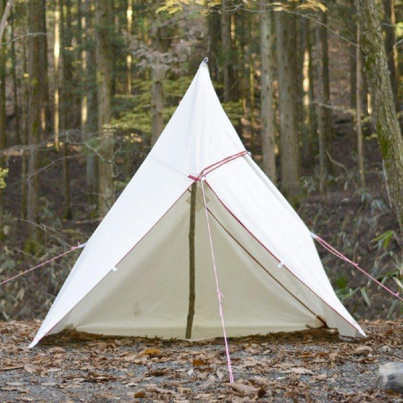 【格安saleスタート】 Bush 3×3 キャンプ Craft Inc ブッシュクラフト たき火タープ 3×3 自然派 キャンプ Bush アウトドア, ファッションなデザイン:aa68caaf --- canoncity.azurewebsites.net